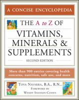 The A to Z of Vitamins, Minerals, and Supplements