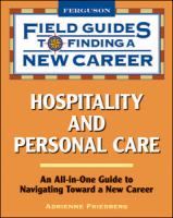 Hospitality and Personal Care