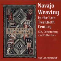 Navajo Weaving in the Late Twentieth Century