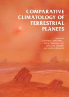 Comparative Climatology of Terrestrial Planets
