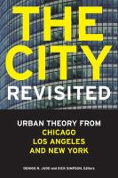 The City, Revisited