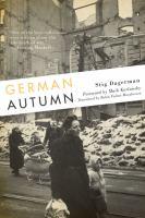 German Autumn