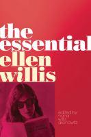 The Essential Ellen Willis