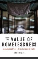The Value of Homelessness