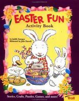 Easter Fun Activity Book