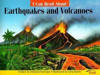I Can Read About Earthquakes and Volcanoes