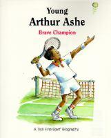Young Arthur Ashe