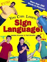 You Can Learn Sign Language!