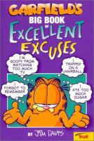 Garfield's Big Book of Excellent Excuses