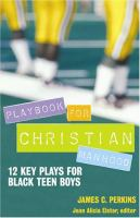 Playbook For Christian Manhood