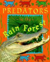 Predators in the Rain Forest