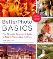 BetterPhoto Basics