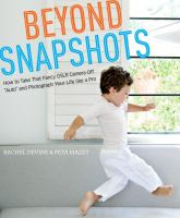 Beyond Snapshots