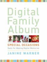 Digital Family Album Special Occasions