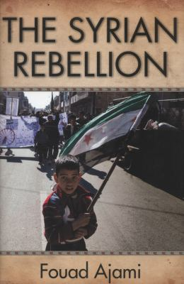 "Picture of the book cover for ""The Syrian Rebellion"""