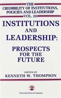 Institutions and Leadership
