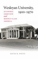 Wesleyan University, 1910-1970