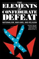 The Elements of Confederate Defeat