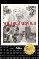 The Bear Bryant Funeral Train