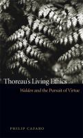Thoreau's Living Ethics