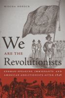 We Are the Revolutionists