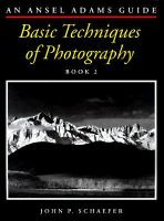 The Ansel Adams Guide