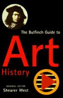 The Bulfinch Guide to Art History