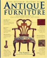 The Bulfinch Anatomy of Antique Furniture