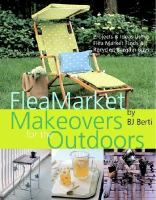 Flea Market Makeovers for the Outdoors