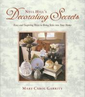 Nell Hill's Decorating Secrets