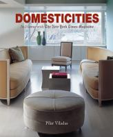 Domesticities