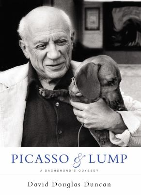 Picasso and Lump book cover