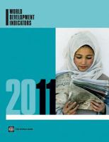 World Development Indicators 2011