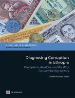 Diagnosing Corruption in Ethiopia