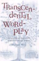 Transcendental Wordplay