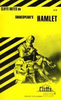 Cliffs Notes on Shakespeare's Hamlet