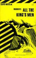 All the King's Men, Notes