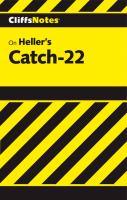 Cliffs Notes on Heller's Catch-22