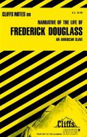 Narrative of the Life of Frederick Douglass, An American Slave: Notes