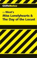 West's Miss Lonelyhearts & the Day of the Locust