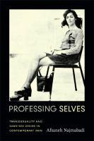 Professing Selves