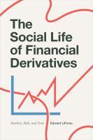 The Social Life of Financial Derivatives