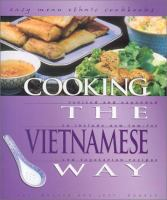 Cooking the Vietnamese Way