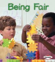 Being Fair