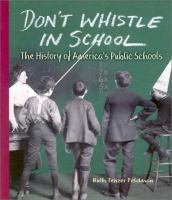 Don't Whistle in School