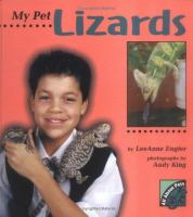 My Pet Lizards