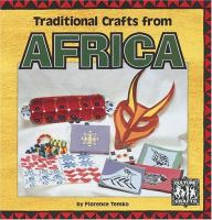 Traditional Crafts From Africa