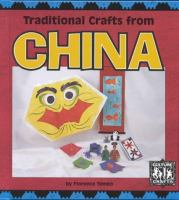 Traditional Crafts From China