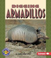 Digging Armadillos