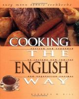 Cooking the English Way